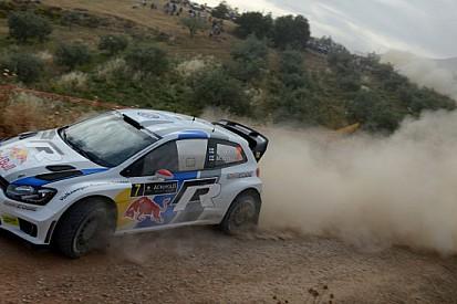 Jari-Matti Latvala vince il Rally dell'Acropoli