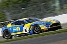 In casa a Silverstone domina l'Aston Martin