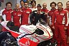 Concluso il test di Max Biaggi sulla Ducati MotoGp