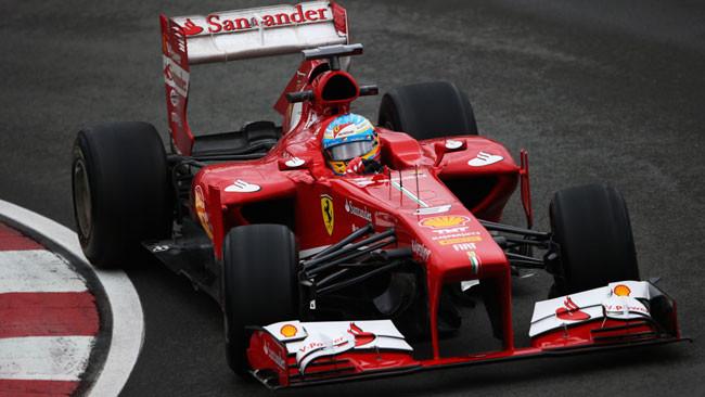 Montreal, Libere 2: Alonso porta la Ferrari in testa