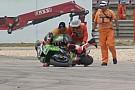 Tom Sykes si incolpa per la caduta prima di gara 2
