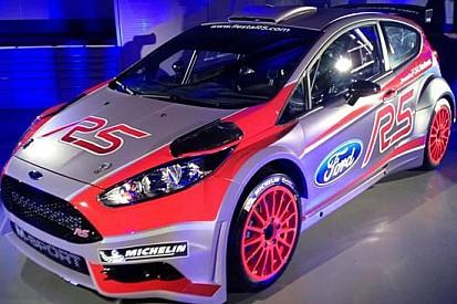 La M-Sport presenta la nuova Ford Fiesta R5
