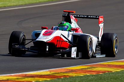 Daly in pole prima della bandiera rossa a Valencia
