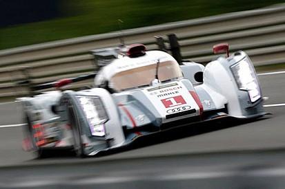 Le Mans: le Audi tentano la fuga dopo 2 ore