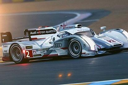 Le Mans: clamoroso! due Audi nei guai dopo 7 ore!