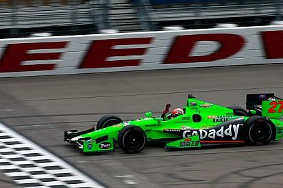 James Hinchcliffe domina all'Iowa Speedway