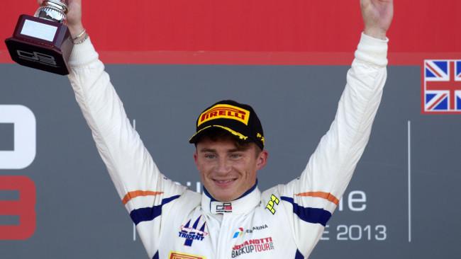 A Silverstone prima vittoria per Giovanni Venturini
