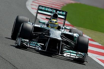 Rosberg vince in Gb, Vettel si ritira e Alonso gode