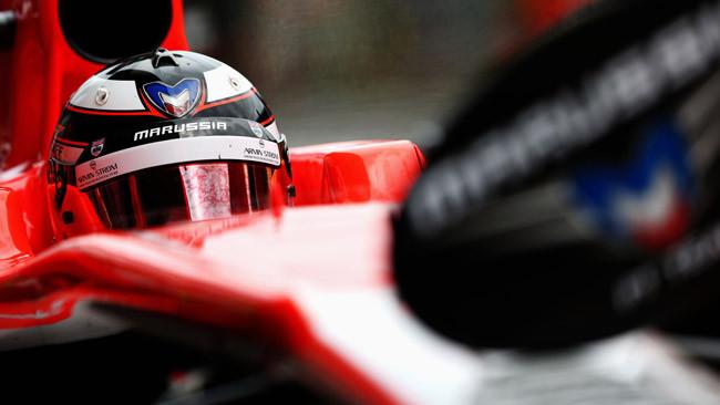 Jules Bianchi frenato da forti dolori di stomaco