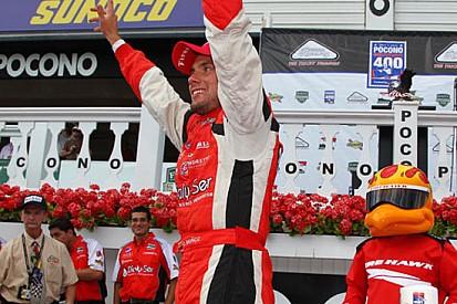 Carlos Muñoz vince a Pocono e torna in testa