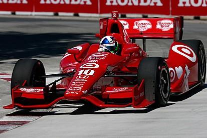 Franchitti conquista la pole di gara 1 a Toronto