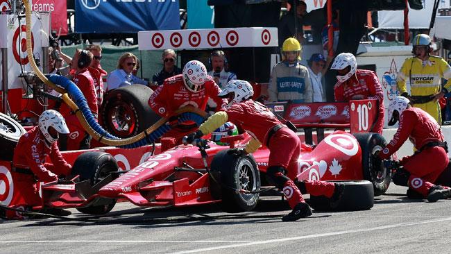 Restituito il terzo posto di gara 1 a Franchitti