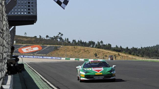 Successo di Mancinelli in Gara 2 a Portimão