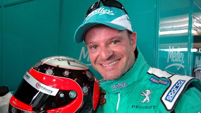 Barrichello al via ad Indianapolis con la Doran Racing