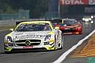 24 Ore di Spa: Mercedes davanti nelle prime libere