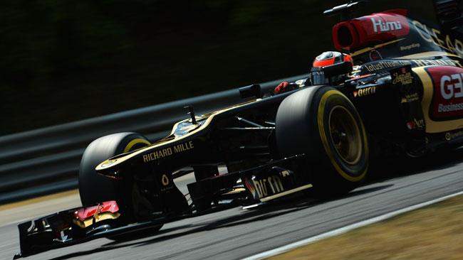 Deroga per la sospensione Lotus fino a Spa