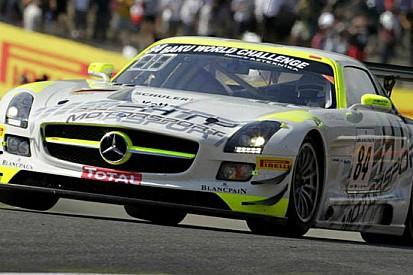 Trionfo Mercedes alla 24 Ore di Spa-Francorchamps