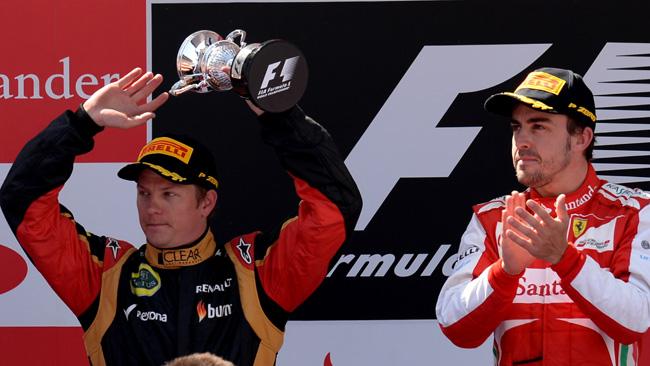 La Ferrari smentisce l'interesse per Raikkonen