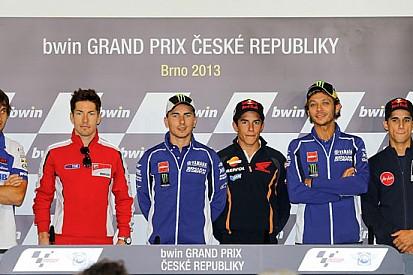 Lorenzo e Rossi lanciano la sfida a Marquez