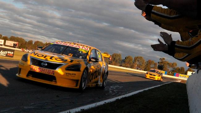 Storica vittoria per la rientrante Nissan in Australia