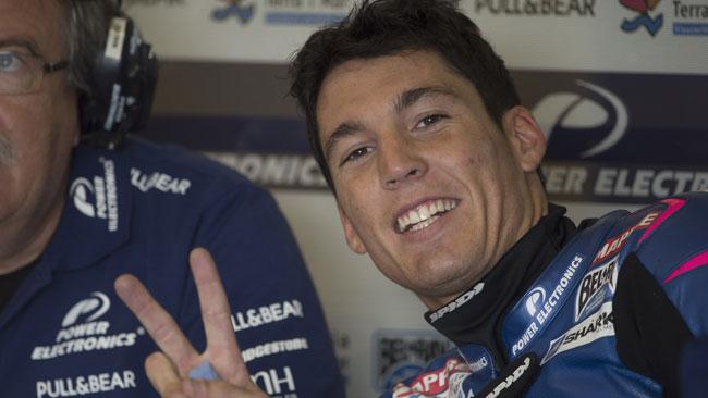Aleix Espargaro vuole la Yamaha del Team Forward
