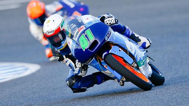 Ambrogio Racing con le Mahindra da Misano