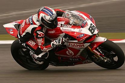 Le Ducati faticano anche al Nurburgring