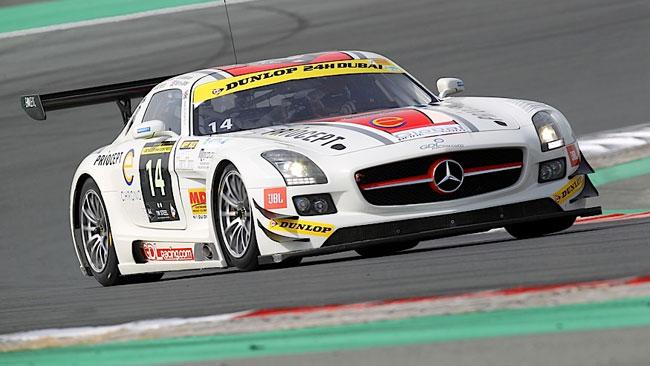 GDL Racing al via della 24 Ore di Barcellona