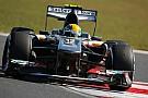 La Sauber continua con i motori Ferrari nel 2014