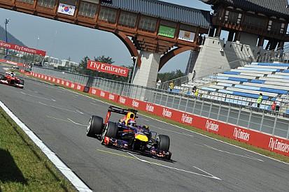 Corea, Qualifica: Vettel senza rivali per la pole