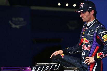 Webber ha compromesso la qualifica per la gara