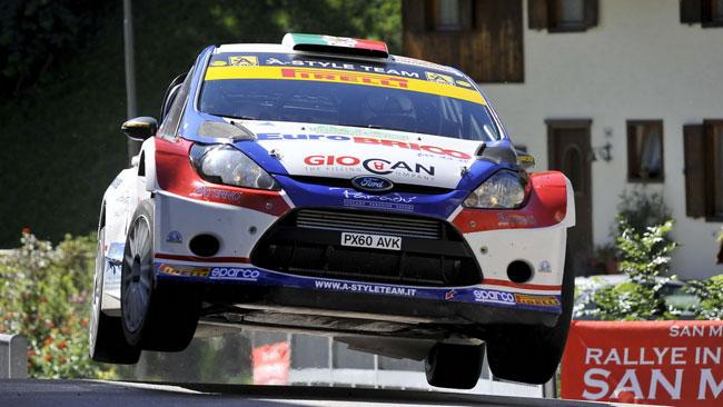 Cavallini torna al Sanremo con una Fiesta RRC