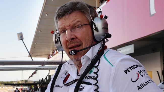 Ross Brawn nega i contatti con la Honda per il 2015