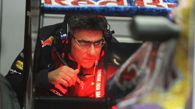 Aerodinamico Red Bull passerà alla McLaren