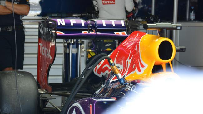 Vettel: il KERS funziona solo a intermittenza!