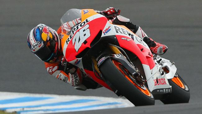 Confermato il secondo posto di Dani Pedrosa