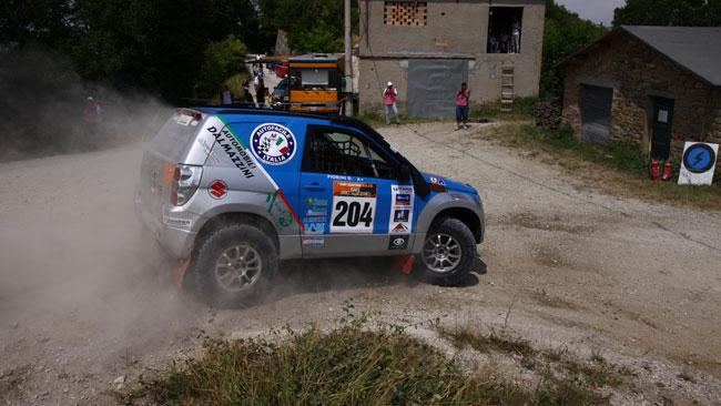 Andrea Dalmazzini campione del Suzuki Challenge