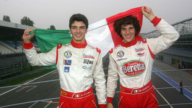 Rovera e Beretta pronti per il test premio in AutoGp
