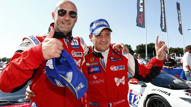 L'ex portiere Barthez campione di Francia GT