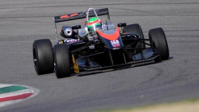 Costantino Peroni new entry della RP Motorsport
