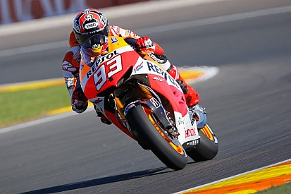 Valencia, Qualifica: Marc Márquez Monstre!