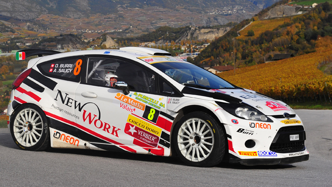 Valais, PS16-17: Lappi leader, Burri stringe i denti!