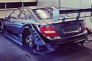Test con la Mercedes DTM per Calado e Alguersuari