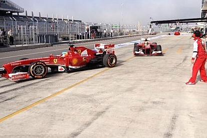 Austin, Libere 1: Alonso nella sessione corta
