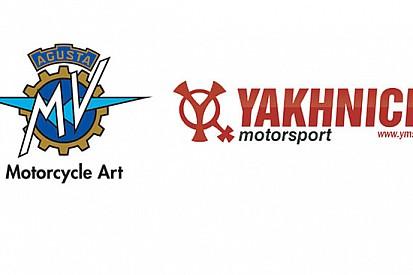 Ufficiale: MV Agusta Reparto Corse in SBK nel 2014!