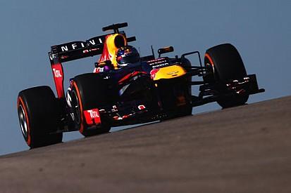 Austin, Libere 2: solito Vettel, male la Ferrari