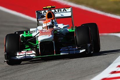 Tre piloti in corsa per la Force India nel 2014