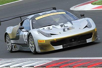 6h di Roma: Ferrari in pole con la AF Corse