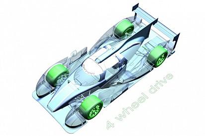 La Perrinn con 4 ruote motrici in mostra a Le Mans