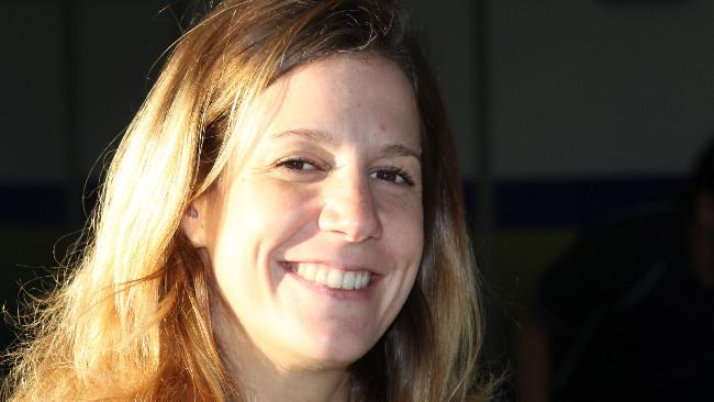 Michela Cerruti e Markelov ai test AutoGP di Vallelunga